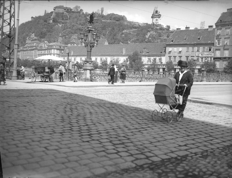 Graz, Hauptbrücke