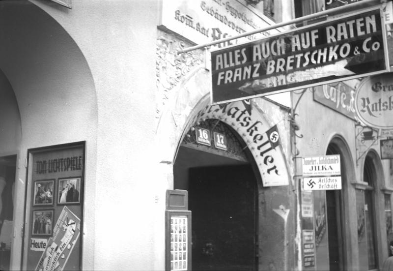 Graz, Hauptplatz 16 und 17