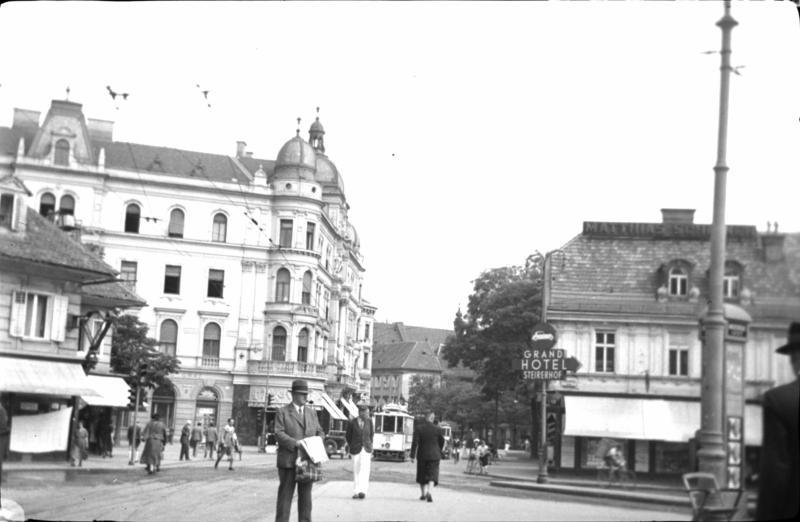 Graz, Jakominiplatz