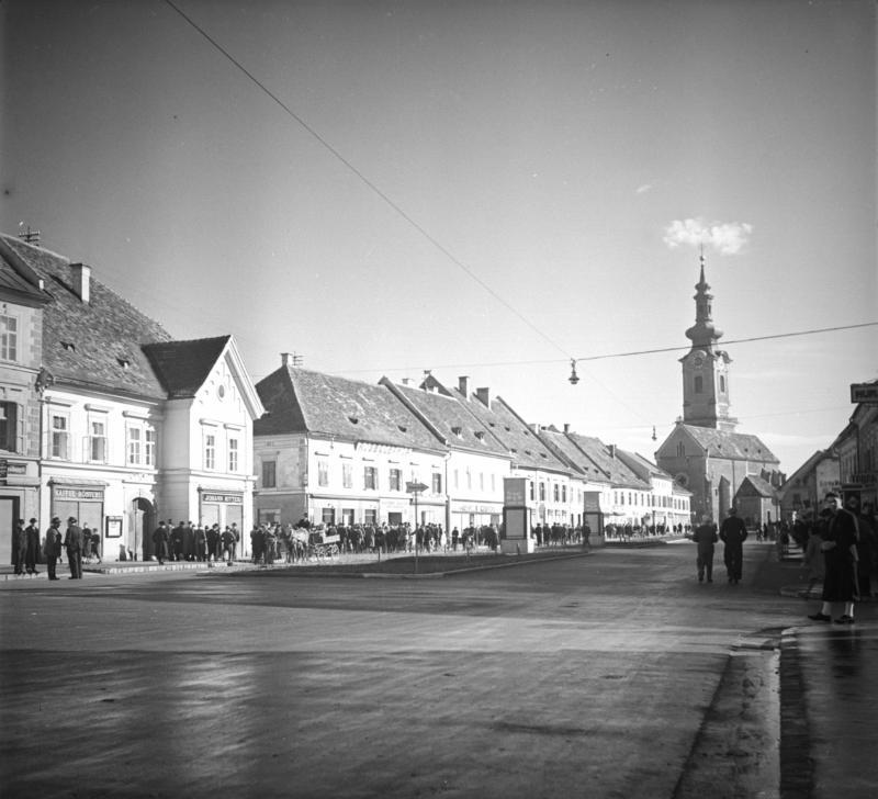 Leibnitz, Hauptplatz