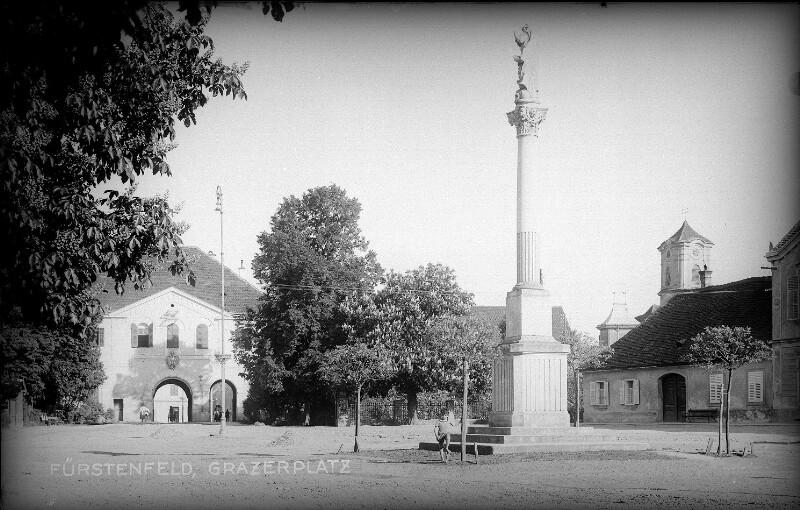 Fürstenfeld, Grazer Platz