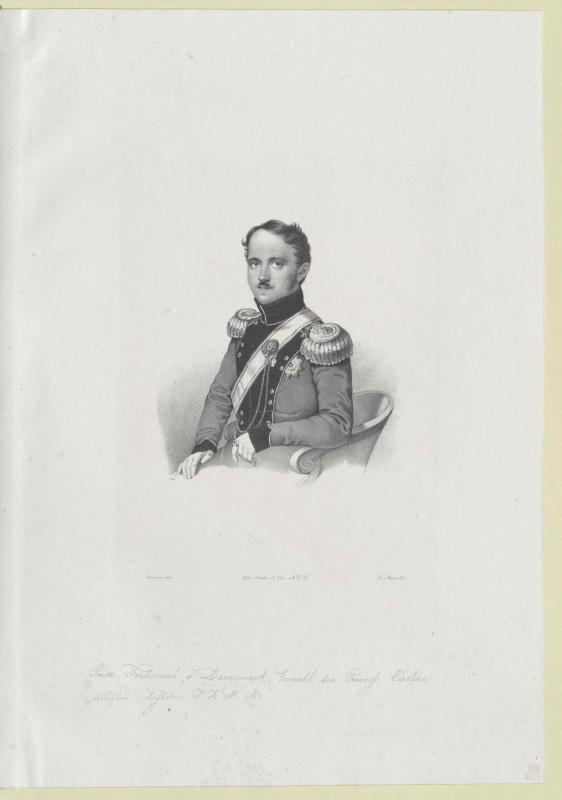 Ferdinand, Prinz von Dänemark