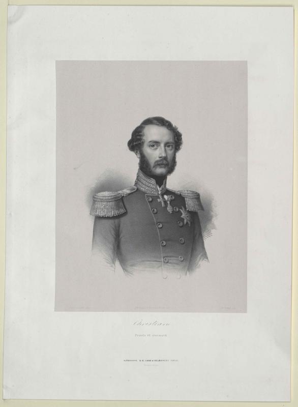 Christian IX., König von Dänemark