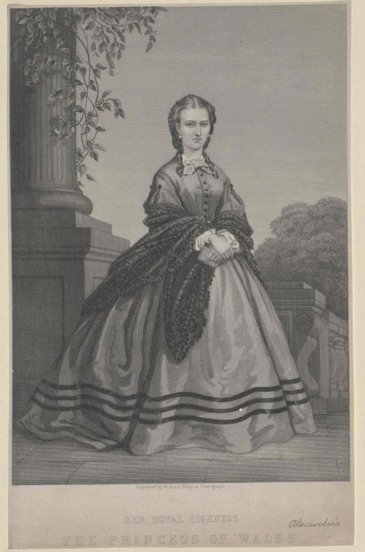 Alexandra, Prinzessin von Dänemark