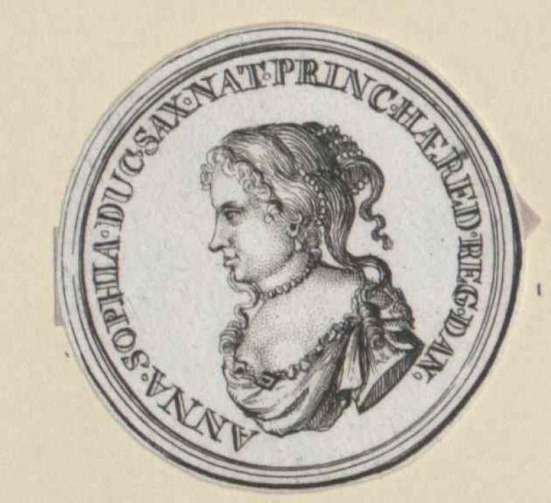 Anna Sophia, Prinzessin von Dänemark