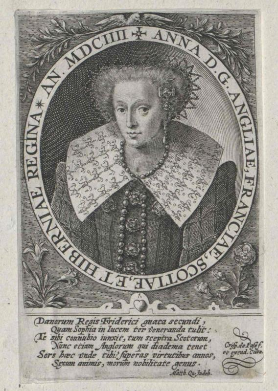 Anna, Prinzessin von Dänemark