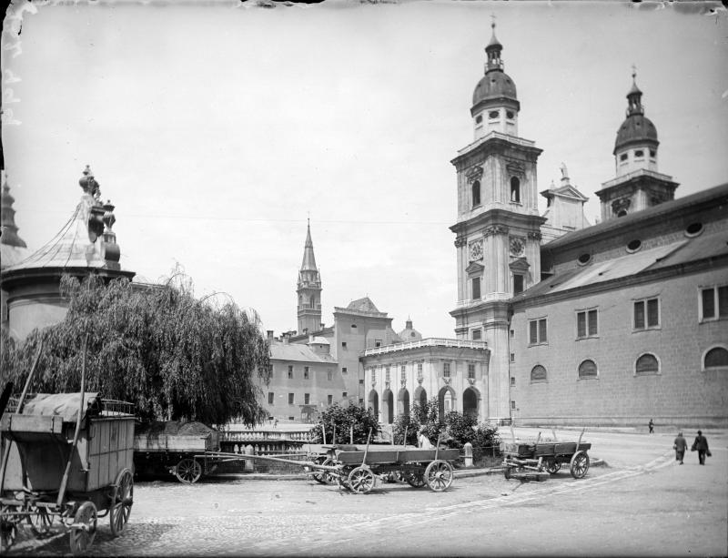 Salzburg, Kapitelplatz