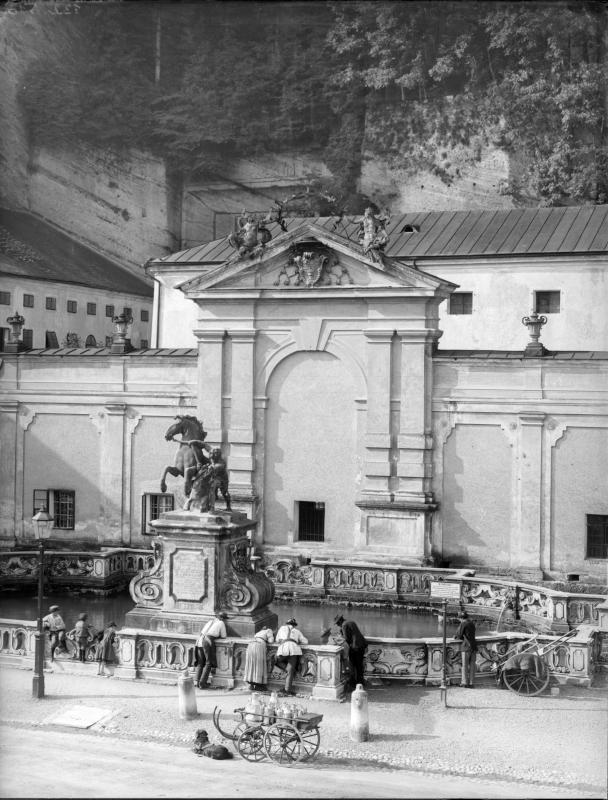 Salzburg, Sigmundplatz