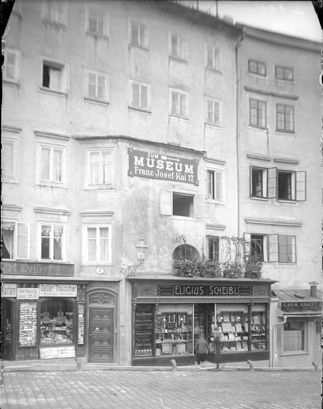 Salzburg, Franz-Josef-Kai