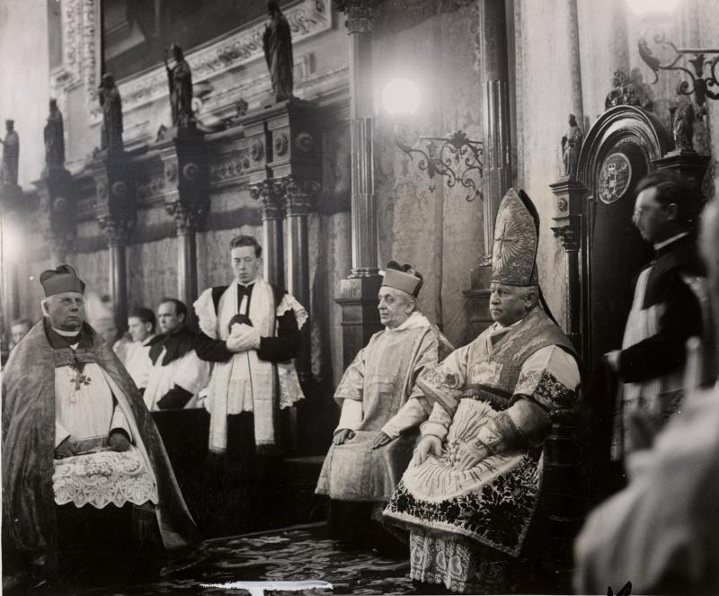 Inthronisation des Fürsterzbischofs von Salzburg