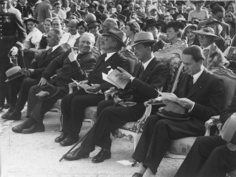 Salzburger Festspiele 1936