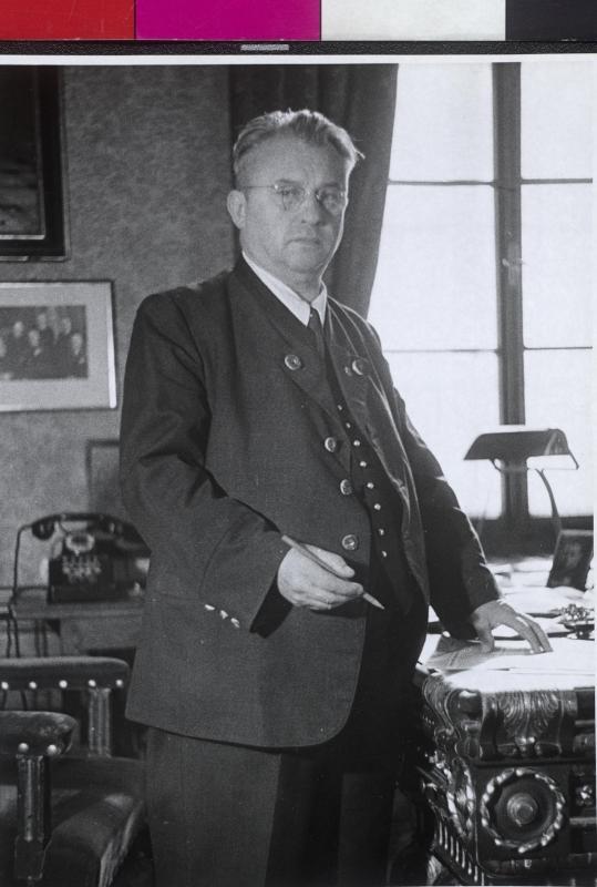 Landeshauptmann Josef Rehrl