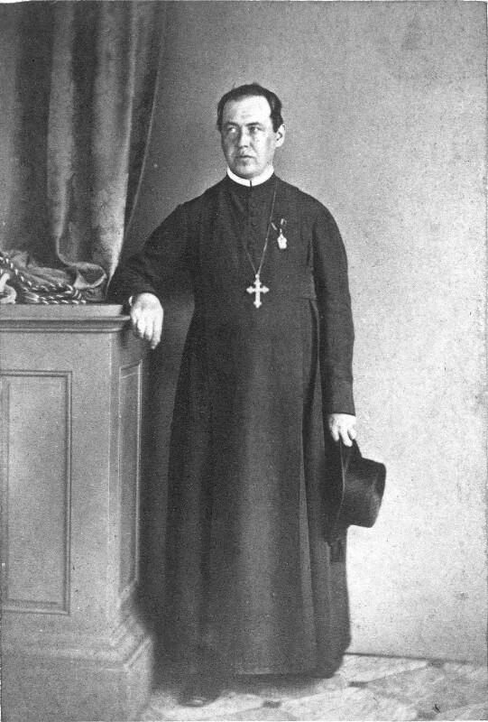 Bischof Franz Albert Eder