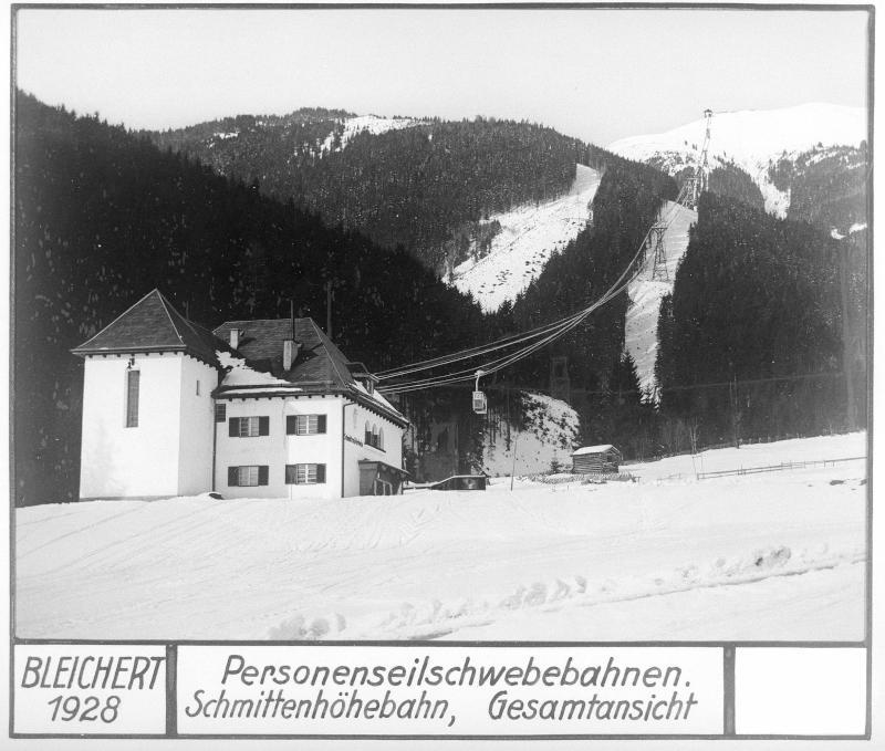 Schmittenhöhebahn
