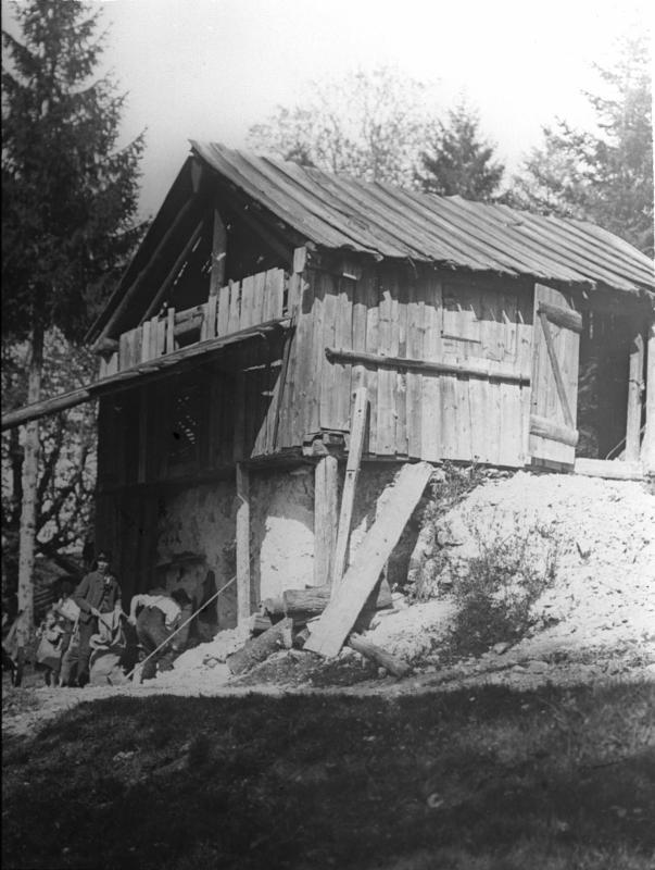 Alter Kalkofen bei Hallein