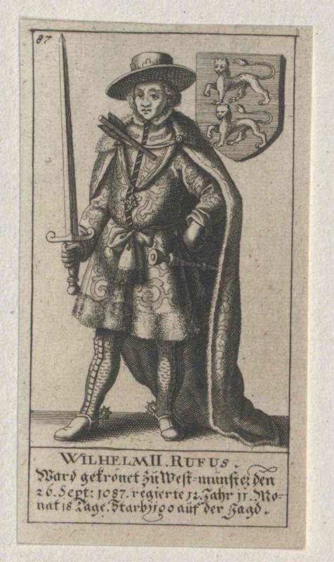 Wilhelm II., König von England