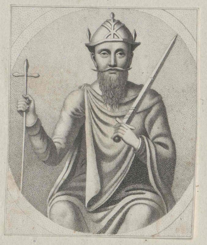 Eduard der Bekenner, Heiliger König von England