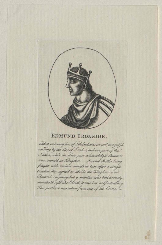 Edmund II., König von England
