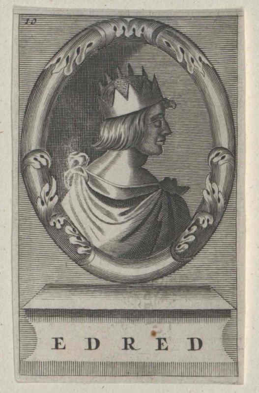 Edred, König von England