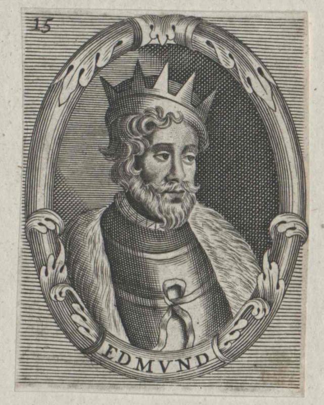 Edmund I., König von England