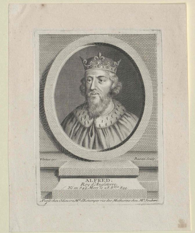 Alfred, König von England