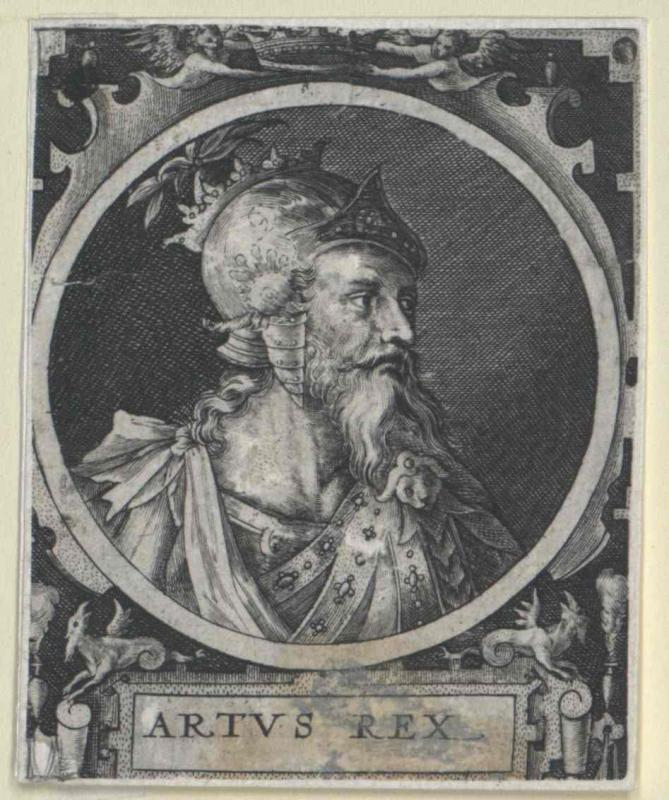 Artus, König