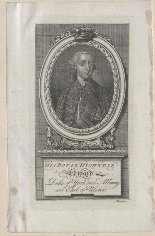 Eduard, Prinz von England Herzog von York