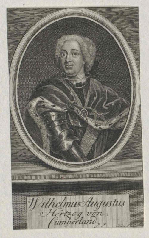 Wilhelm August, Herzog von Cumberland
