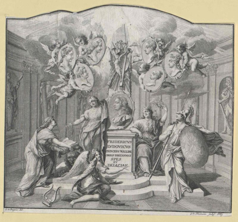 Friedrich Ludwig, Prinz von England