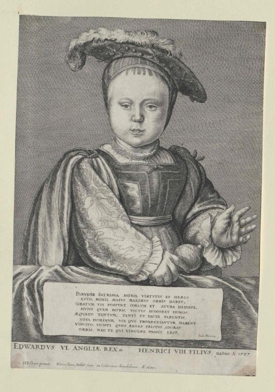 Eduard VI., König von England
