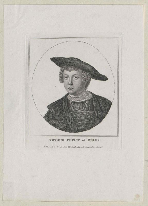Arthur, Prinz von Wales