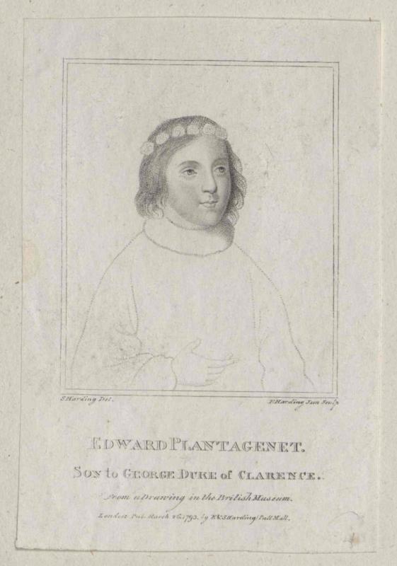 Eduard, Prinz von England Graf von Warwick