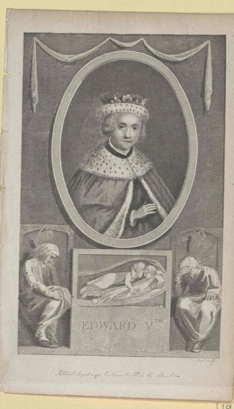 Eduard V., König von England