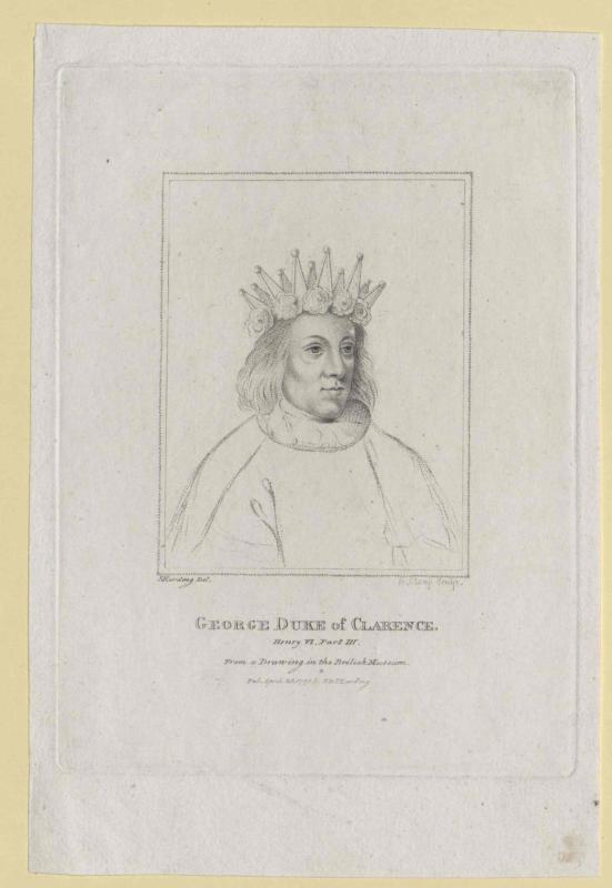 Georg, Prinz von England Herzog von Clarence