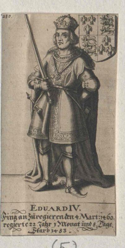 Eduard IV., König von England