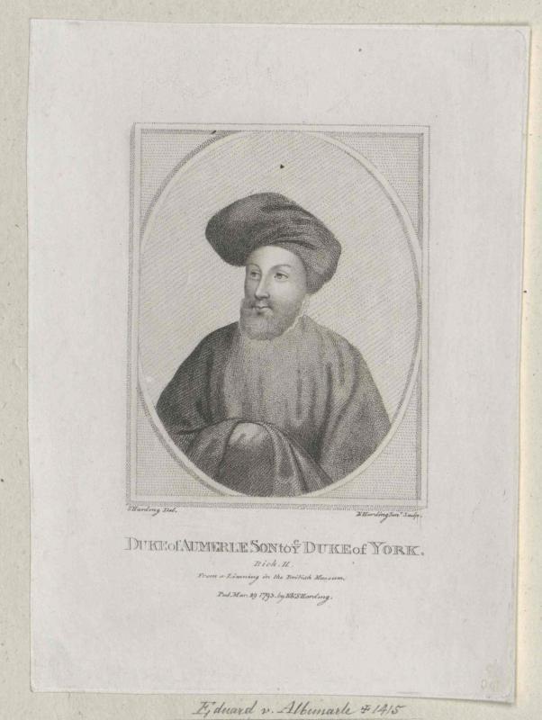 Eduard, Herzog von Albermarle