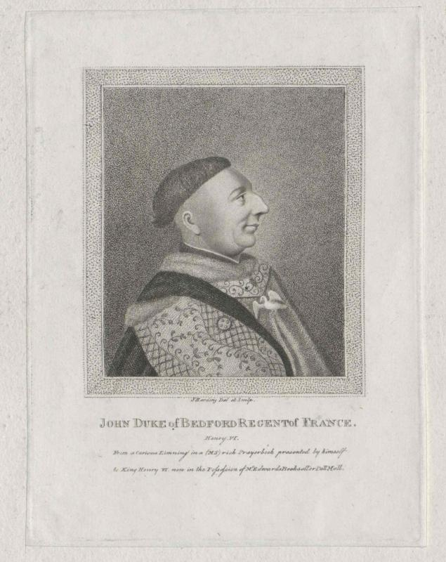 Bedford, Johann Herzog