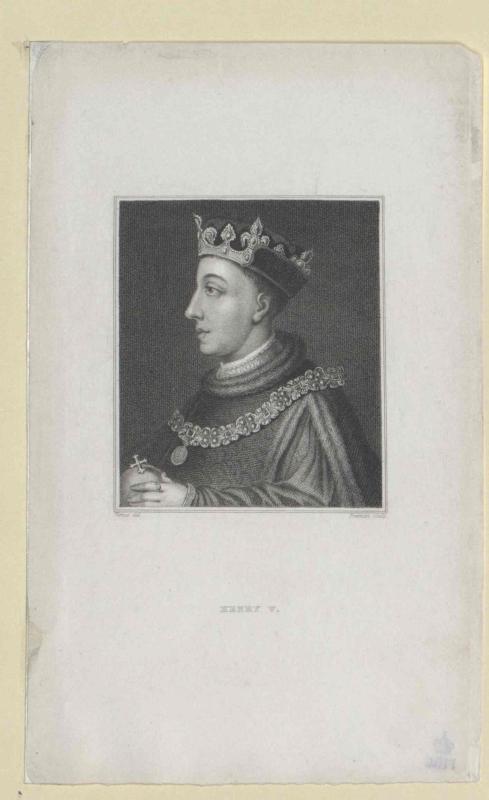 Heinrich V., König von England