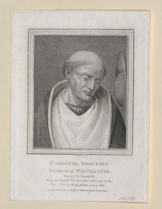 Beaufort, Heinrich von