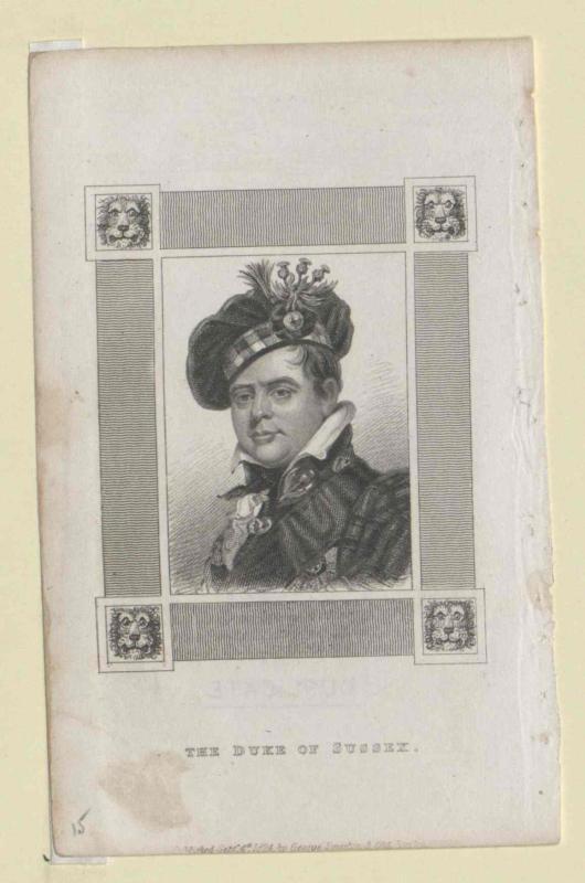 August, Prinz von England