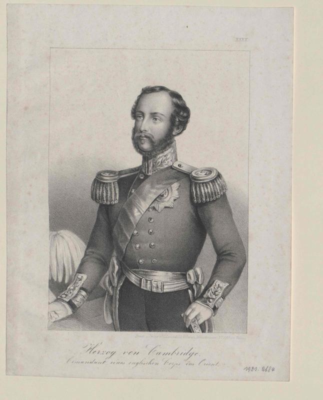 Cambridge, Georg Herzog