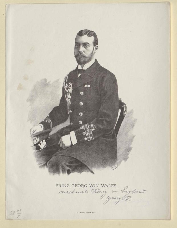 Georg V., König von England