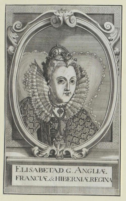 Elisabeth I., Königin von England