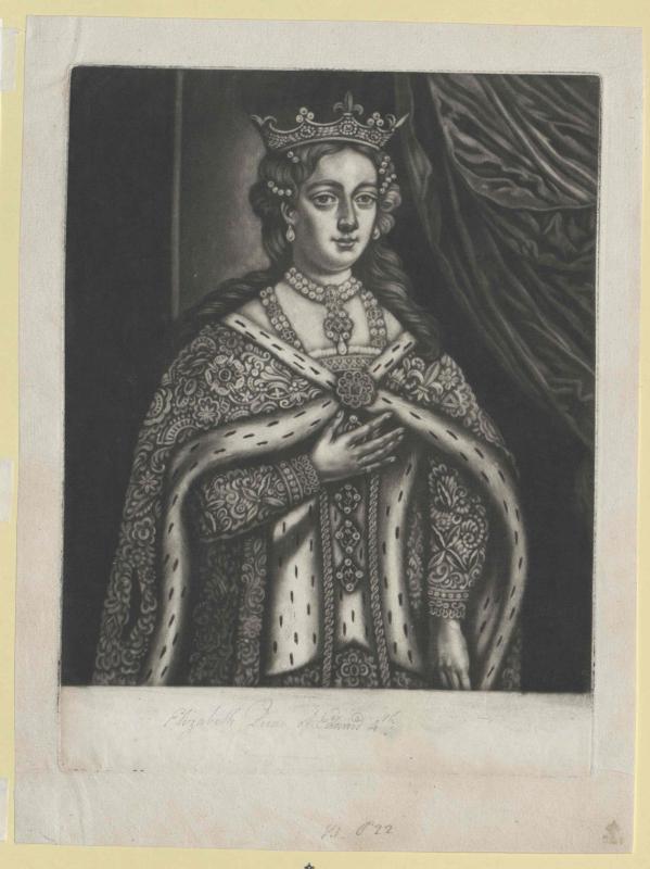 Woodville, Elizabeth Königin von England