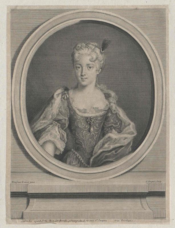 Sobieska, Maria Klementine