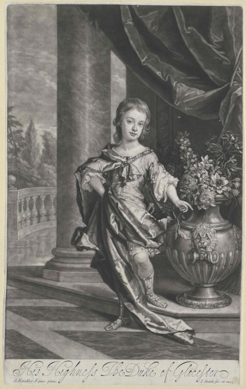 Wilhelm, Prinz von England Herzog von Gloucester