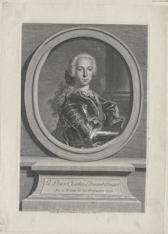 Karl Eduard, Prinz von England