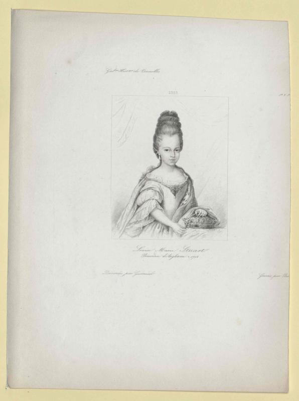 Luise Marie, Prinzessin von England