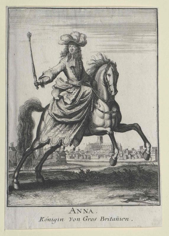 Anna, Königin von England