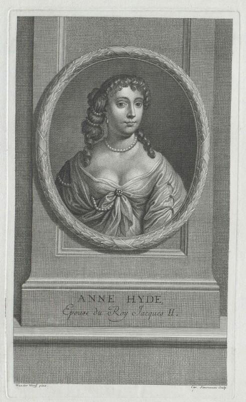 Anna Hyde, Herzogin von York